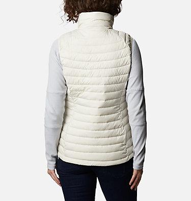 Women's White Out™ Vest W White Out™ Vest | 010 | L, Chalk, back