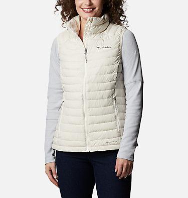 Women's White Out™ Vest W White Out™ Vest | 010 | L, Chalk, front