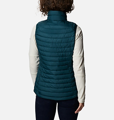 Women's White Out™ Vest W White Out™ Vest | 010 | L, Dark Seas, back