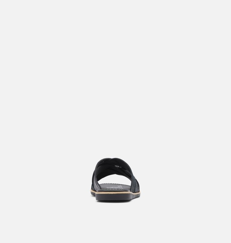 ELLA™ SLIDE | 010 | 8 Women's Ella™ Slide, Black, back
