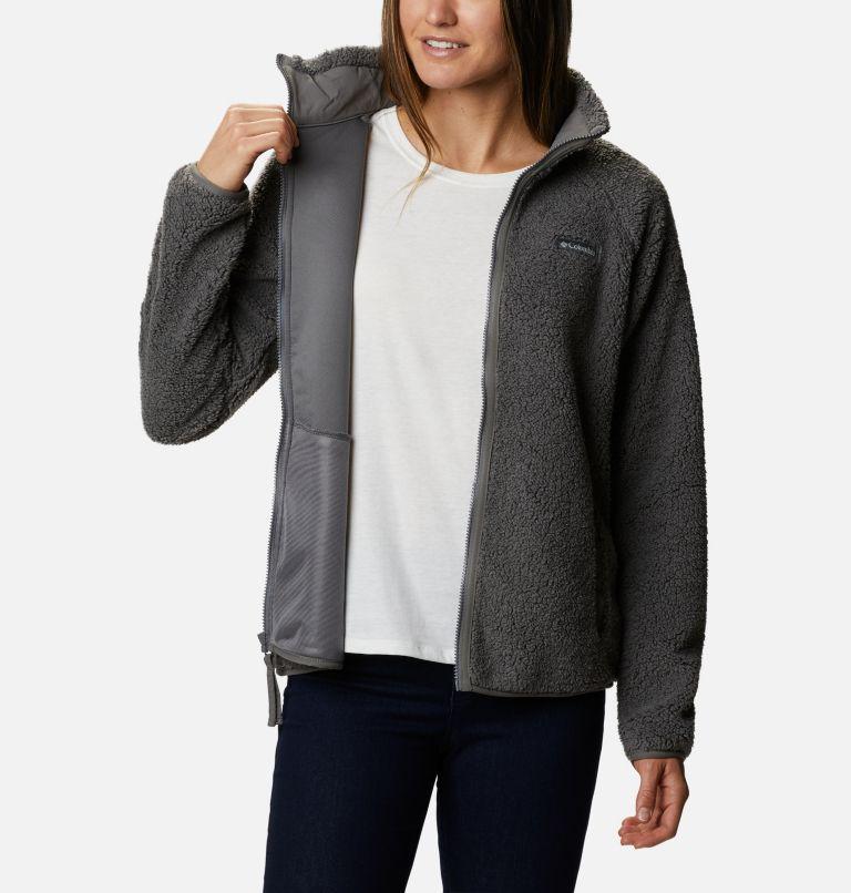Manteau épais en laine polaire Cozy Camper pour femme Manteau épais en laine polaire Cozy Camper pour femme, a3