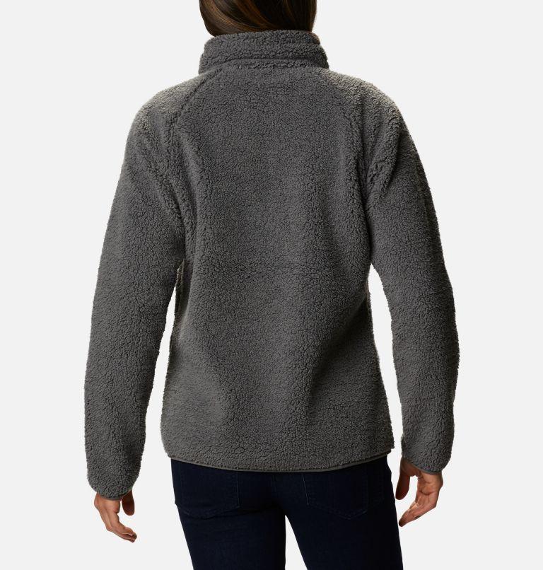 Manteau épais en laine polaire Cozy Camper pour femme Manteau épais en laine polaire Cozy Camper pour femme, back