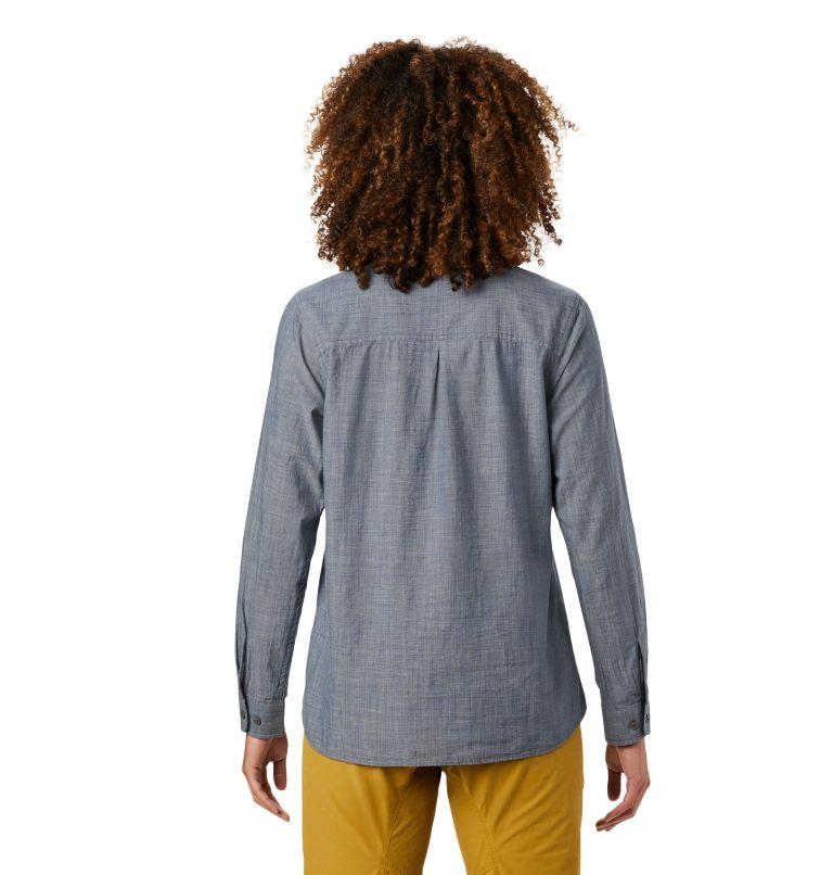 Women's Camp Oasis™ Long Sleeve Shirt Women's Camp Oasis™ Long Sleeve Shirt, back