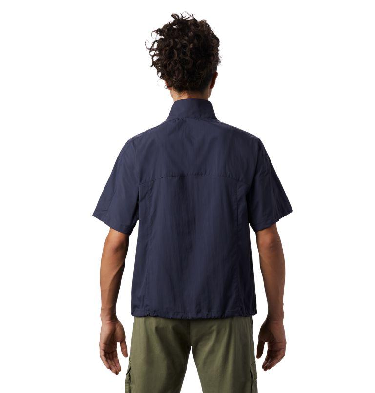 Women's Echo Lake™ Short Sleeve 1/2 Zip Women's Echo Lake™ Short Sleeve 1/2 Zip, back