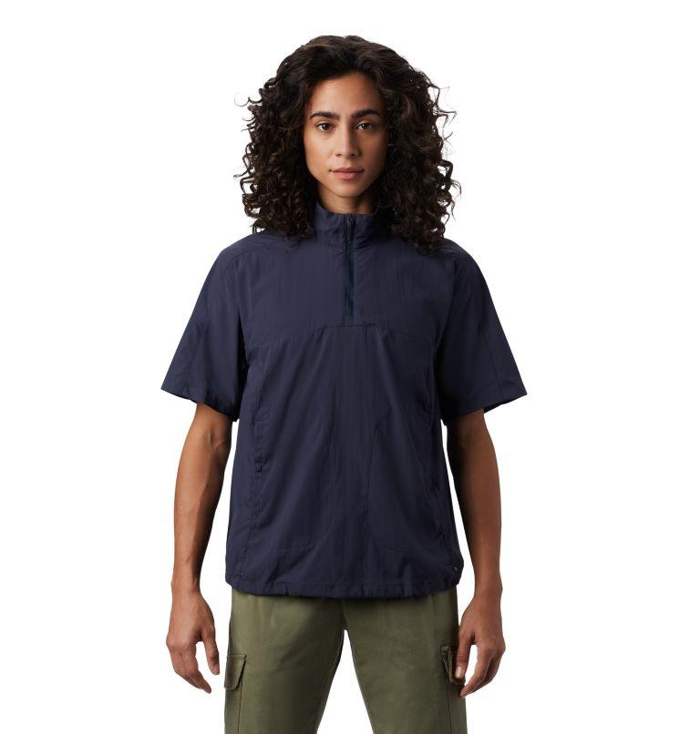 Women's Echo Lake™ Short Sleeve 1/2 Zip Women's Echo Lake™ Short Sleeve 1/2 Zip, front