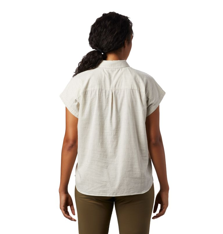 Camp Oasis™ Short Sleeve Shirt | 104 | L Women's Camp Oasis™ Short Sleeve Shirt, Cotton, back