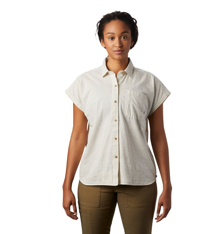 Camp Oasis™ Short Sleeve Shirt | 104 | L Women's Camp Oasis™ Short Sleeve Shirt, Cotton, front