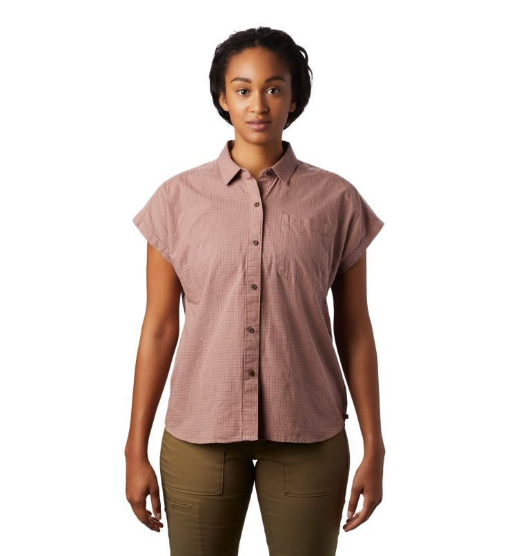 Women's Camp Oasis™ Short Sleeve Shirt Women's Camp Oasis™ Short Sleeve Shirt, front