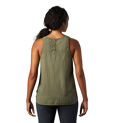 Women's Camp Oasis™ Tank Camp Oasis™ Tank | 104 | L, Light Army, back