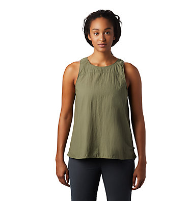 Women's Camp Oasis™ Tank Camp Oasis™ Tank | 104 | L, Light Army, front
