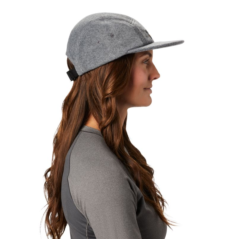 MHW/Tomomi™ Fleece Camp Hat | 073 | O/S Women's MHW/Tomomi™ Fleece Camp Hat, Manta Grey, a2