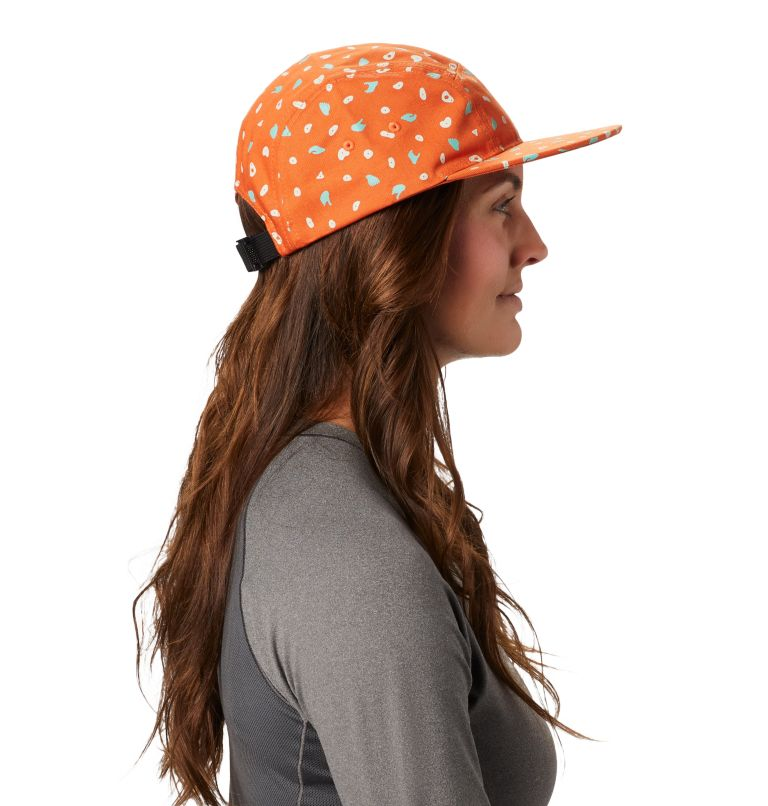 Hand/Hold™ Printed Camp Hat | 258 | O/S Women's Hand/Hold™ Printed Camp Hat, Rust Earth, a2