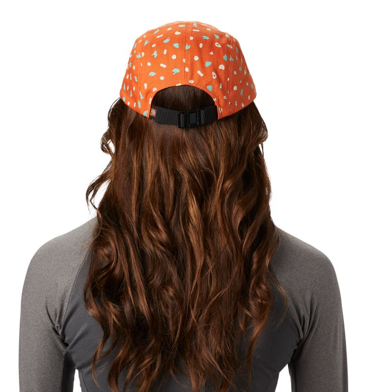 Hand/Hold™ Printed Camp Hat | 258 | O/S Women's Hand/Hold™ Printed Camp Hat, Rust Earth, back