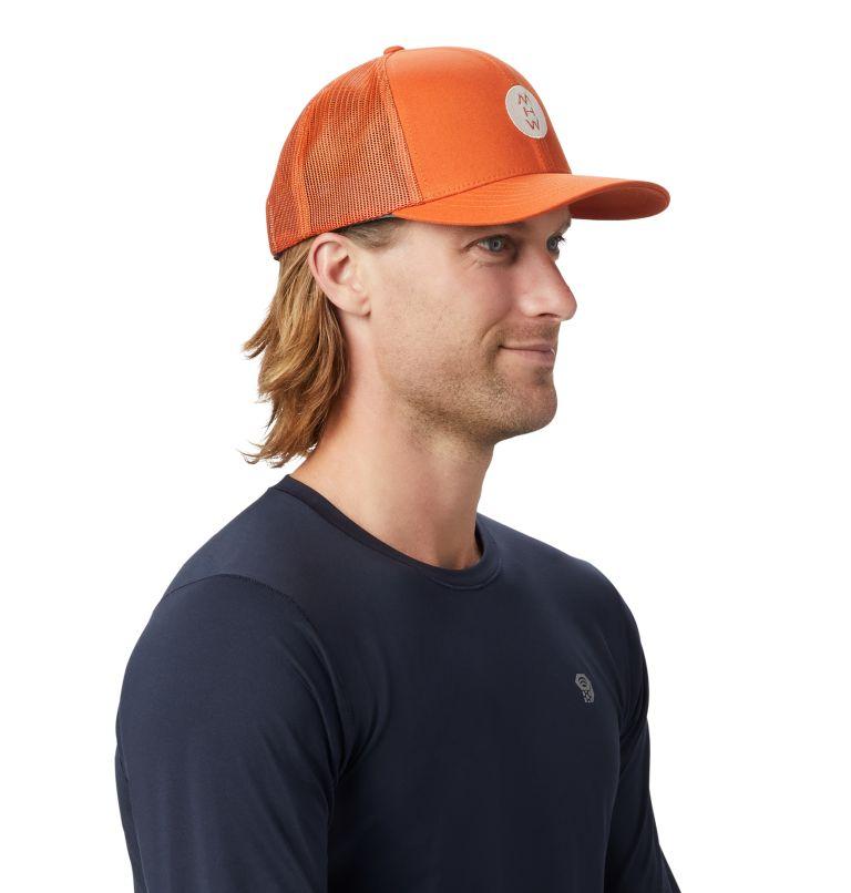 MHW/Marrow™ Logo Trucker Hat   258   O/S MHW/Marrow™ Logo Trucker Hat, Rust Earth, a1