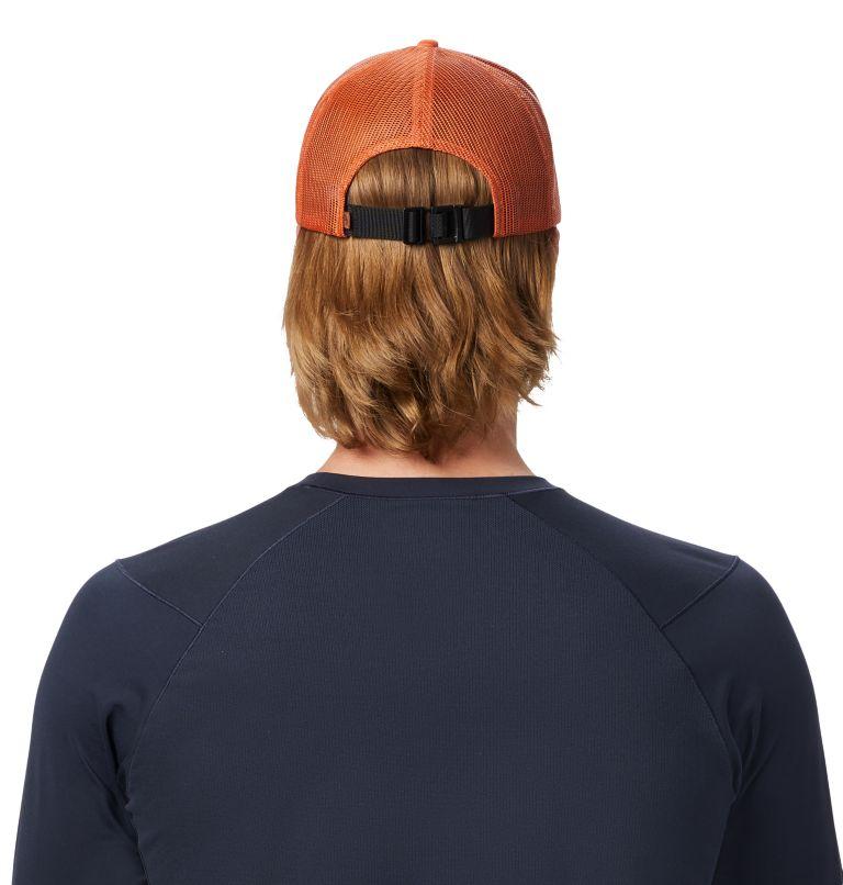 MHW/Marrow™ Logo Trucker Hat   258   O/S MHW/Marrow™ Logo Trucker Hat, Rust Earth, back