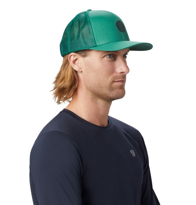 MHW/Marrow™ Logo Trucker Hat | 354 | O/S MHW/Marrow™ Logo Trucker Hat, Field, a1
