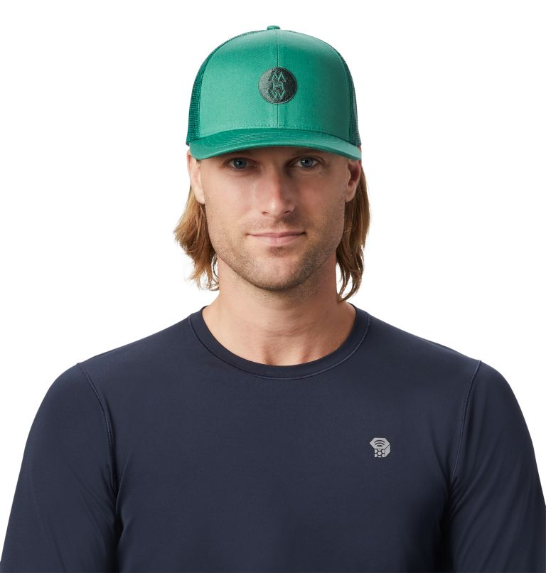 MHW/Marrow™ Logo Trucker Hat | 354 | O/S MHW/Marrow™ Logo Trucker Hat, Field, front