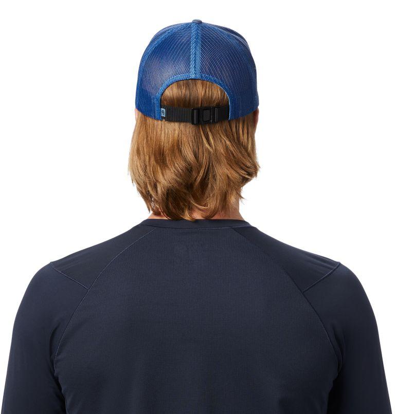MHW/Marrow™ Logo Trucker Hat | 441 | O/S MHW/Marrow™ Logo Trucker Hat, Light Zinc, back