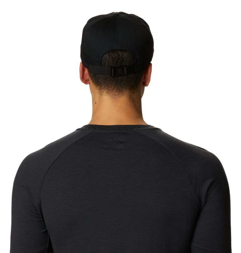MHW Logo™ Hat | 010 | O/S Casquette MHW Logo™, Black, back