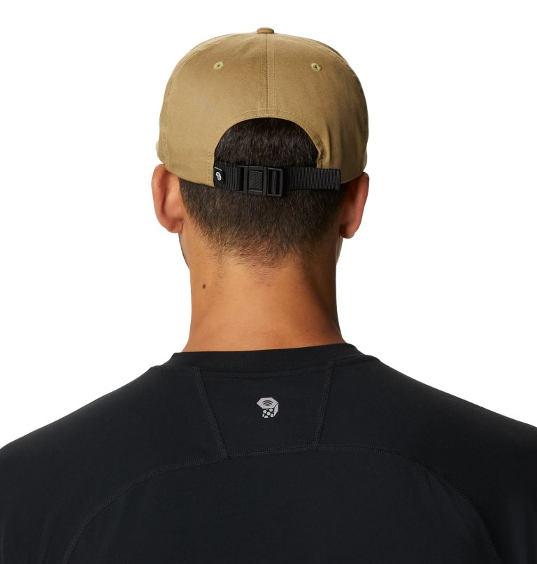 MHW Logo™ Hat   255   O/S MHW Logo™ Hat, Olive Gold, back