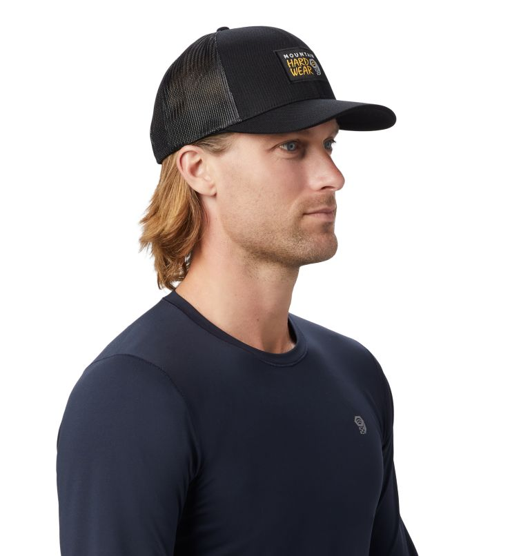 Classic MHW Logo™ Trucker Hat | 010 | O/S Classic MHW Logo™ Trucker Hat, Black, a1