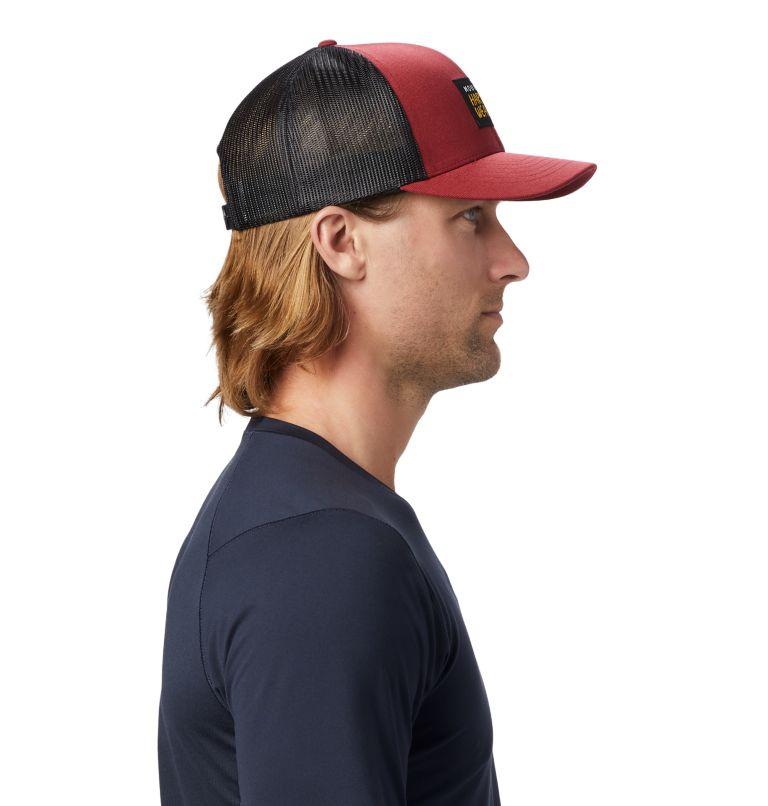 Classic MHW Logo™ Trucker Hat | 603 | O/S Casquette de camionneur classique MHW Logo™, Dark Brick, a2