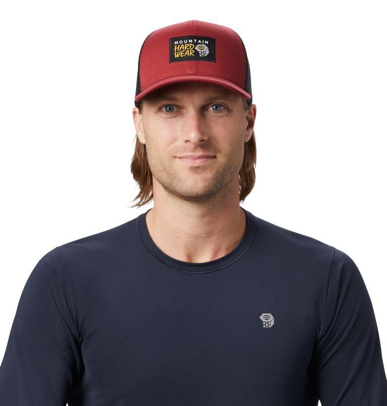 Classic MHW Logo™ Trucker Hat | 603 | O/S Casquette de camionneur classique MHW Logo™, Dark Brick, front