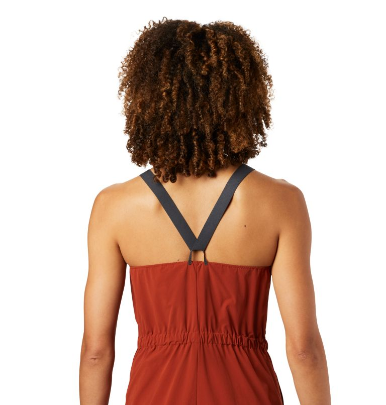Freefall™ Halter Dress | 801 | XL Women's Freefall™ Halter Dress, Rusted, a3