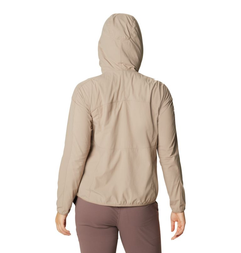 Women's Echo Lake™ Half Zip Hoody Women's Echo Lake™ Half Zip Hoody, back