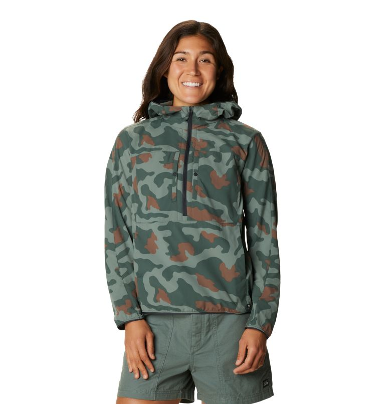 Women's Echo Lake™ Half Zip Hoody Women's Echo Lake™ Half Zip Hoody, front