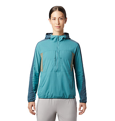 Women's Echo Lake™ Hoody Echo Lake™ Hoody | 502 | L, Washed Turq, front