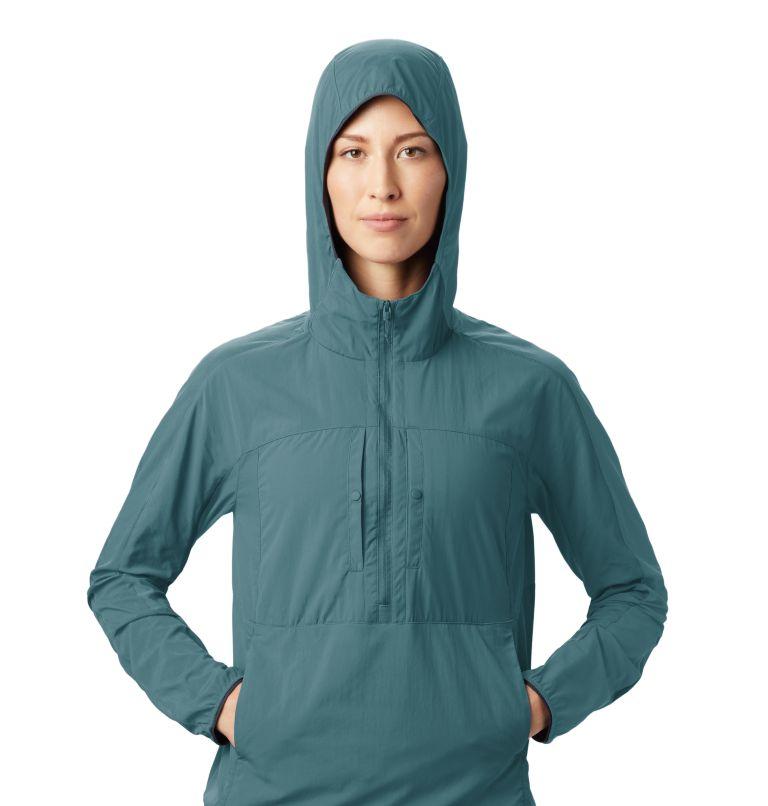 Echo Lake™ Hoody   448   XS Women's Echo Lake™ Hoody, Washed Turq Solid, a1