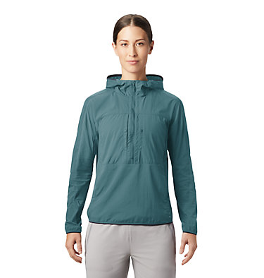 Women's Echo Lake™ Hoody Echo Lake™ Hoody | 502 | L, Washed Turq Solid, front