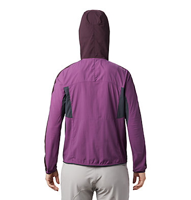 Women's Echo Lake™ Hoody Echo Lake™ Hoody | 502 | L, Cosmos Purple, back