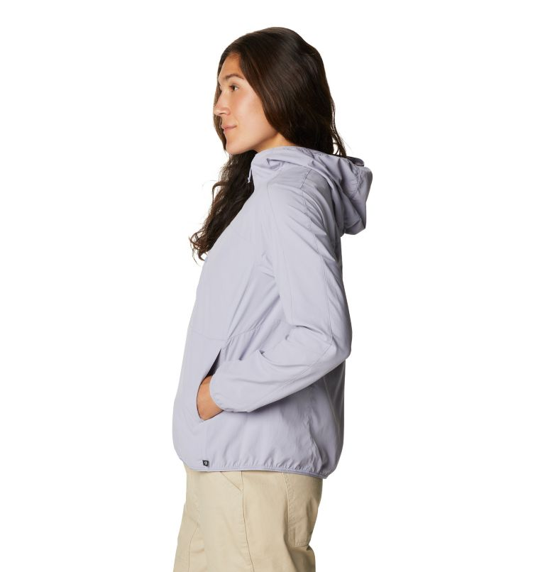 Echo Lake™ Hoody | 558 | L Women's Echo Lake™ Half Zip Hoody, Frost Grey, a1
