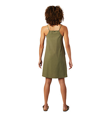Women's Echo Lake™ Strappy Dress Echo Lake™ Strappy Dress | 333 | L, Light Army, back
