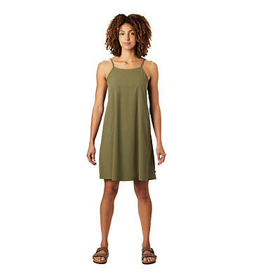 Women's Echo Lake™ Strappy Dress Echo Lake™ Strappy Dress | 333 | L, Light Army, front