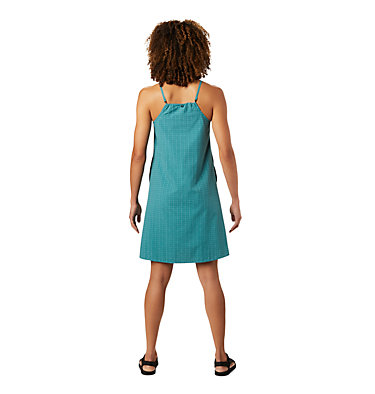 Women's Echo Lake™ Strappy Dress Echo Lake™ Strappy Dress | 333 | L, Washed Turq, back