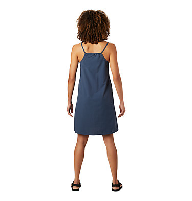 Women's Echo Lake™ Strappy Dress Echo Lake™ Strappy Dress | 333 | L, Zinc, back