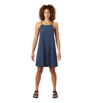 Women's Echo Lake™ Strappy Dress Echo Lake™ Strappy Dress | 333 | L, Zinc, front