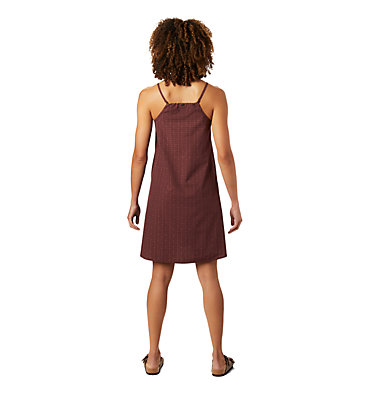 Women's Echo Lake™ Strappy Dress Echo Lake™ Strappy Dress | 333 | L, Washed Raisin, back
