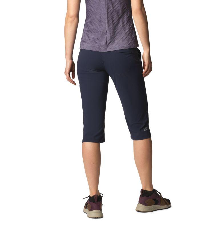 Dynama/2™ Capri | 406 | XL Women's Dynama/2™ Capri, Dark Zinc, back
