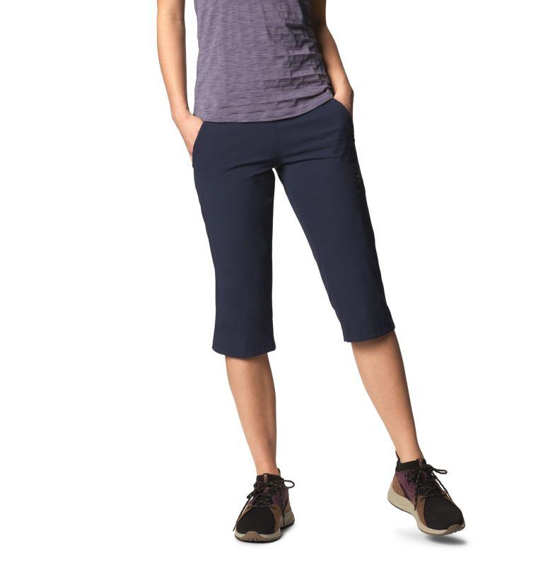 Dynama/2™ Capri | 406 | XL Women's Dynama/2™ Capri, Dark Zinc, front