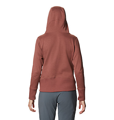 Chandail à capuchon Firetower/2™ Femme Firetower/2™ Hoody | 643 | L, Clay Earth, back