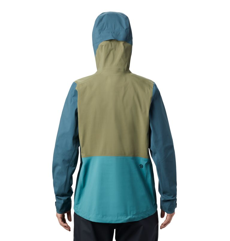 Women's Exposure/2™ Gore-Tex® Paclite Stretch Pullover Women's Exposure/2™ Gore-Tex® Paclite Stretch Pullover, back