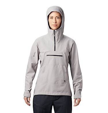 Women's Exposure/2™ Gore-Tex® Paclite Stretch Pullover Exposure/2™ Gore-Tex® Paclite Stretch PO | 447 | L, Mystic Purple, front
