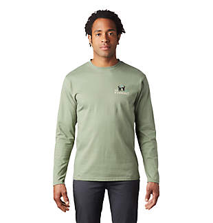 Men's Hotel Basecamp™ Long Sleeve T-Shirt