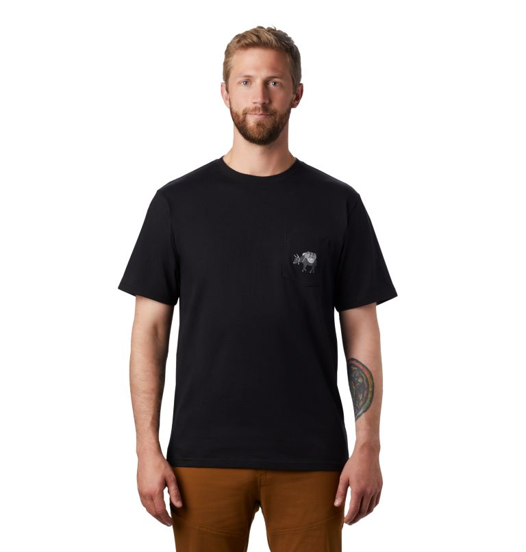Men's Hotel Basecamp™ Short Sleeve Pocket T-Shirt Men's Hotel Basecamp™ Short Sleeve Pocket T-Shirt, front
