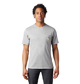 Men's Hotel Basecamp™ Short Sleeve Pocket T-Shirt