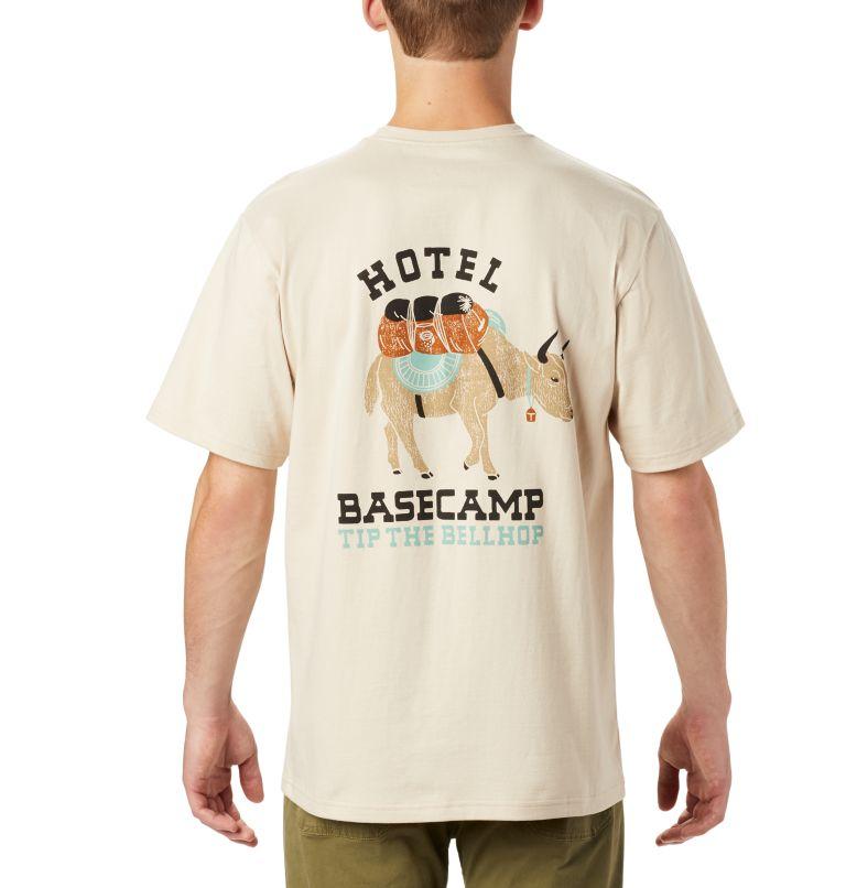 Men's Hotel Basecamp™ Short Sleeve Pocket T-Shirt Men's Hotel Basecamp™ Short Sleeve Pocket T-Shirt, back